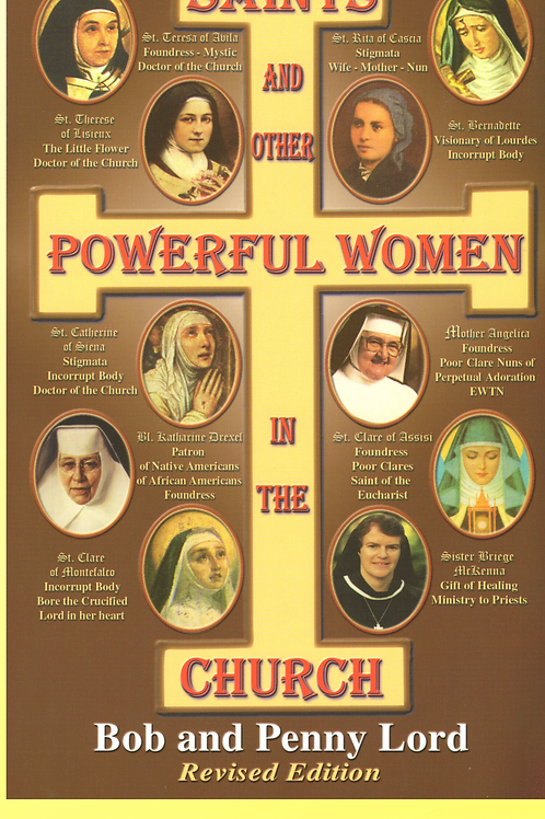 Saints and Other Powerful Women in the Church ebook PDF