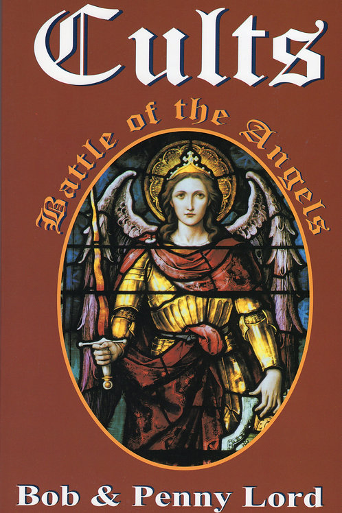 Cults: Battle of the Angels - Trilogy Book III