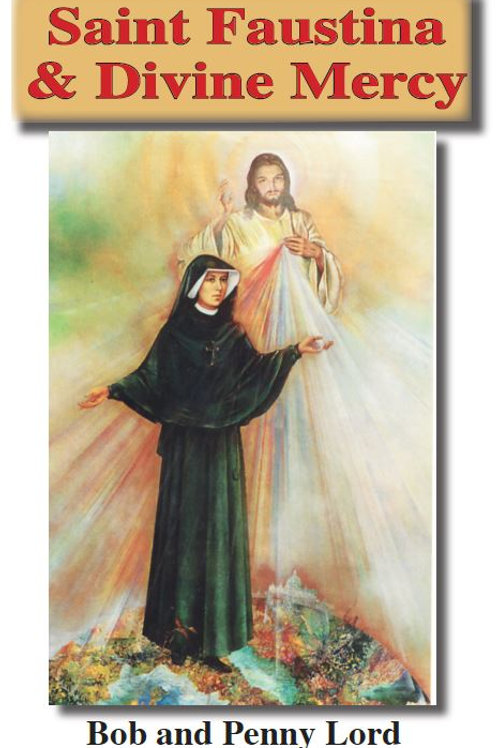 Saint Faustina and Divine Mercy minibook