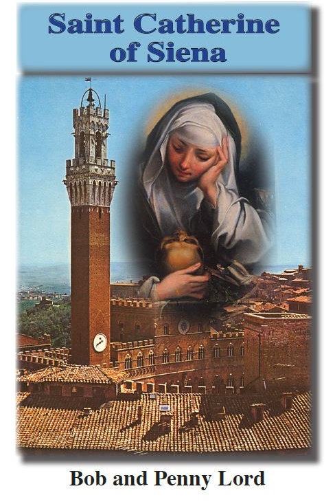 Saint Catherine of Siena minibook