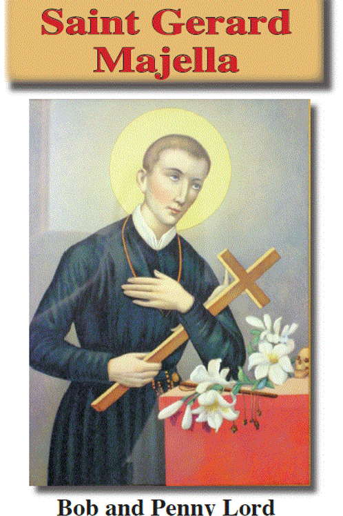 Saint Gerard Majella ebook PDF