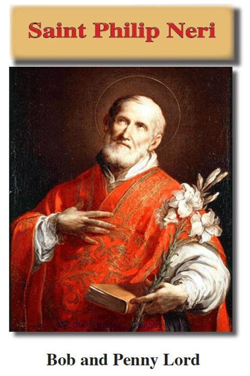 Saint Philip Neri minibook