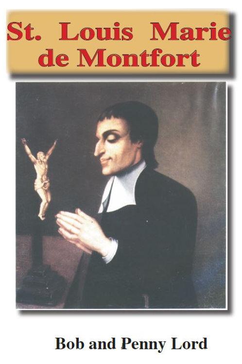 Saint Louis Marie de Montfort minibook