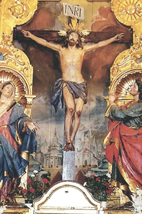 Miracle of the Cross of Limpias Minibook