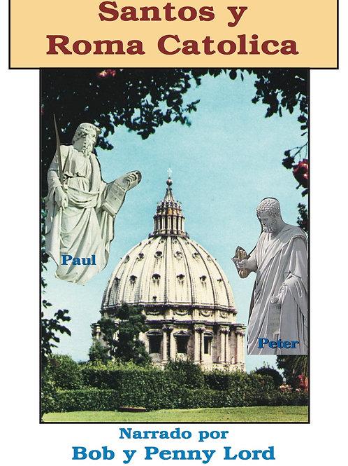 Santos de Roma Pedro y Pablo
