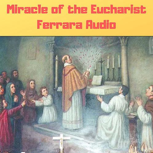 Miracle of the Eucharist of Ferrara Audiobook