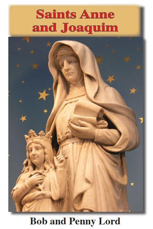 Saints Anne and Joaquim minibook