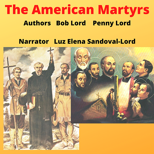 The North American Martyrs Audiobook