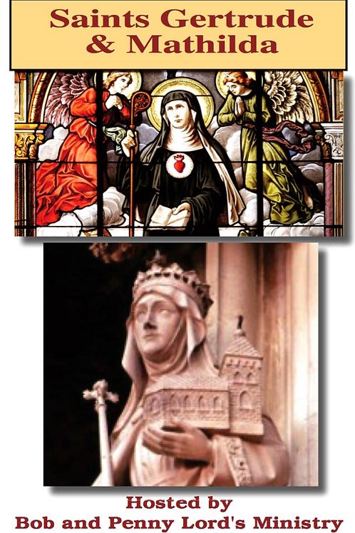 Saint Gertrude the Great ebook PDF