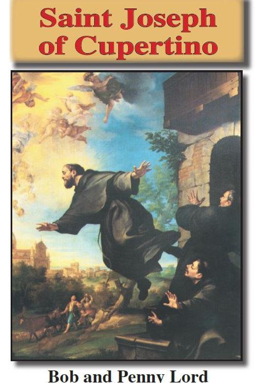 Saint Joseph of Cupertino minibook