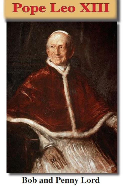 Pope Leo XIII Minibook