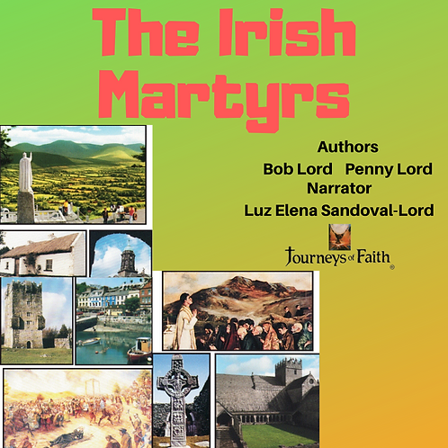 The Martyrs of Ireland Audiobook