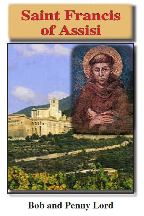 Saint Francis of Assisi minibook