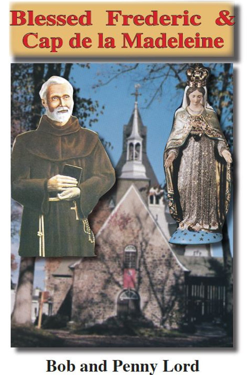 Blessed Frederic and Cap de Madeleine minibook
