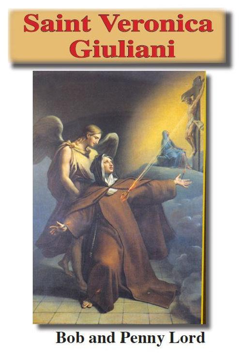Saint Veronica Giuliani minibook