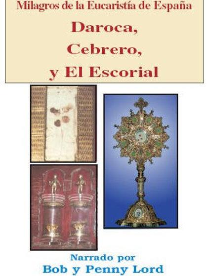 Milagros de la Eucaristía de España