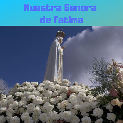 Nuestra Senora de Fatima Audiobook