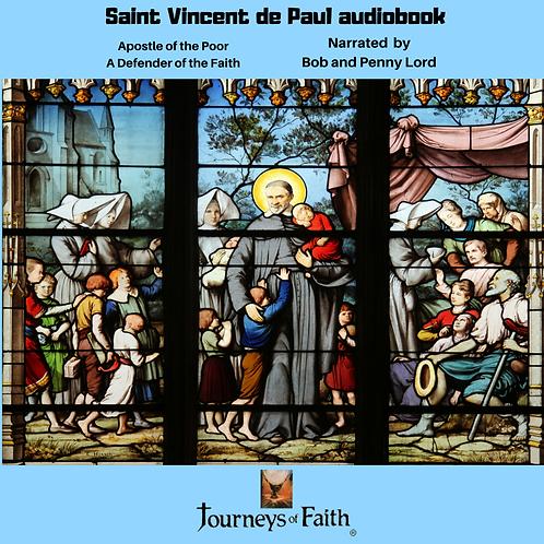 Saint Vincent de Paul mp3 Audiobook
