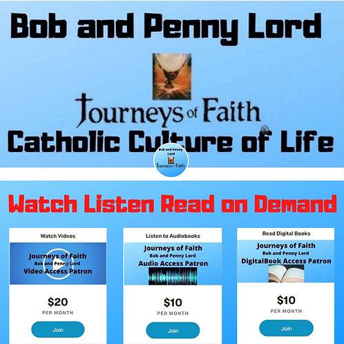 Watch Listen or Read on Demand Offer