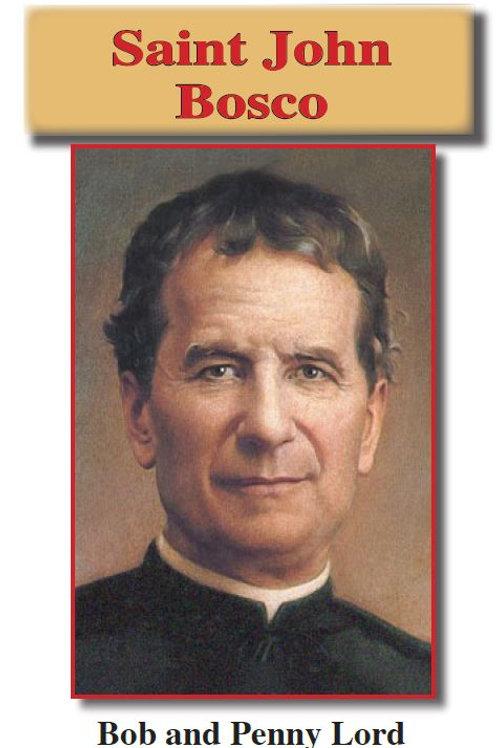 Saint John Bosco ebook PDF