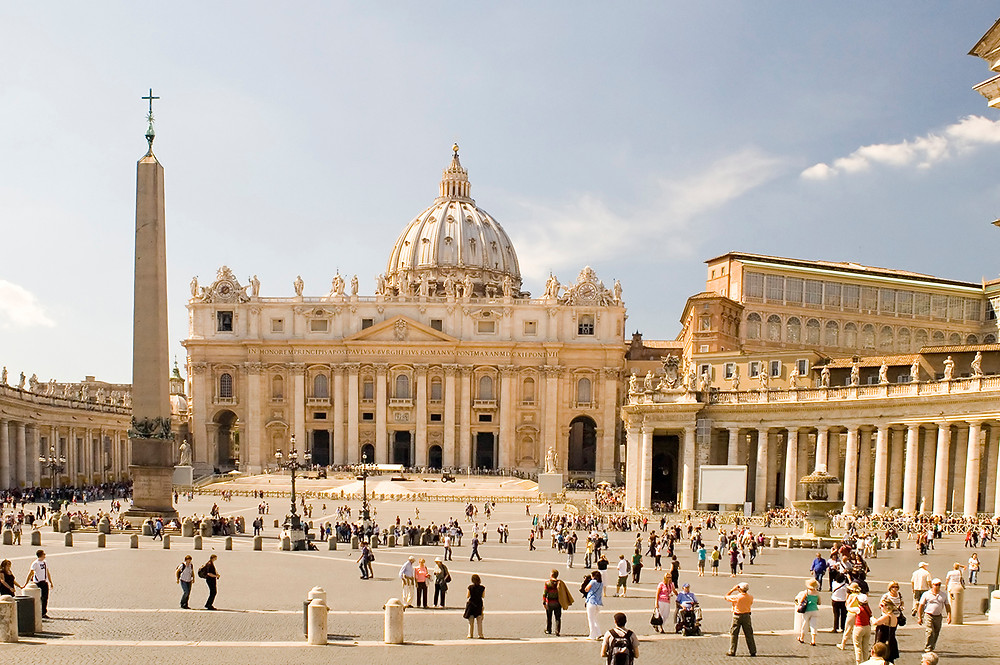 Italy, Holy Land, Ireland and Poland Pilgrimages are ready to view!