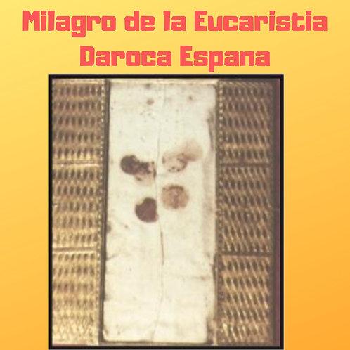 Milagro de la Eucaristia Daroca