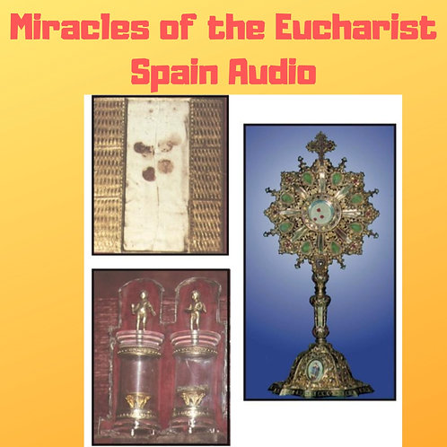Miracles of the Eucharist of Spain