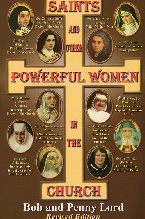 Saints And Other Powerful  Women in the Church book