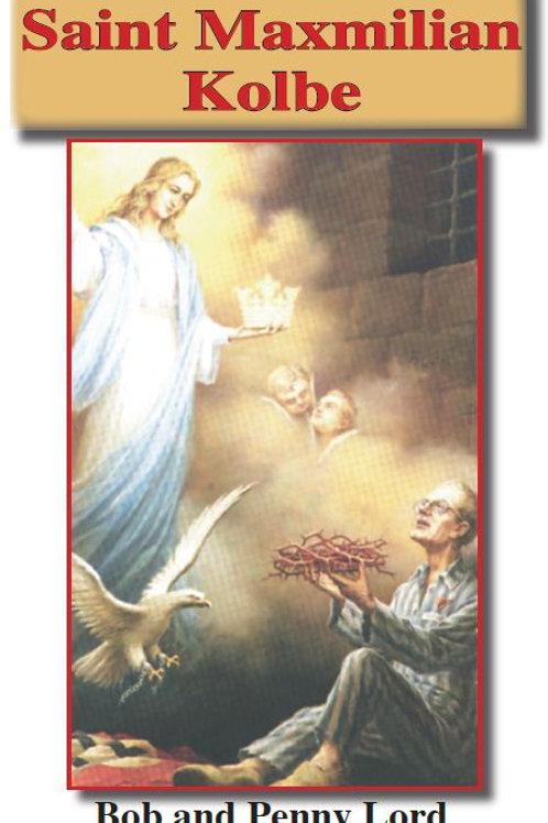 Saint Maxmilian Kolbe minibook