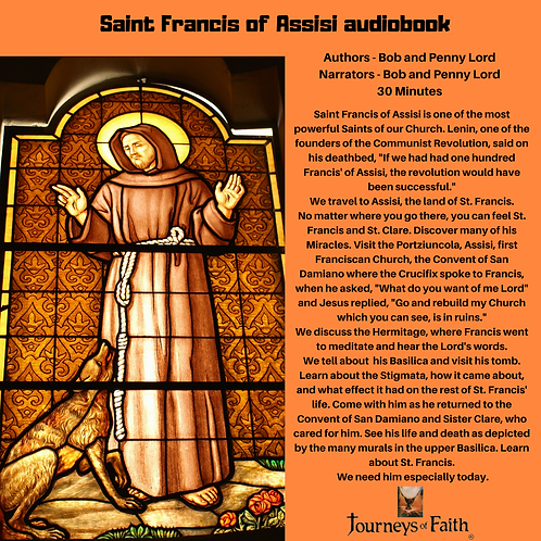 Saint Francis of Assisi mp3