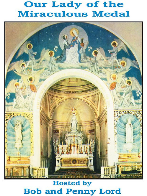 Our Lady of the Miraculous Medal DVD