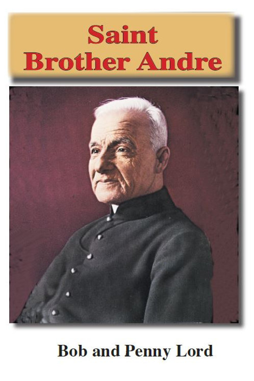 Saint Brother Andre minibook