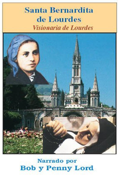 Santa Bernardita de Lourdes