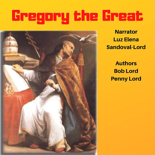 Saint Gregory the Great Audiobook