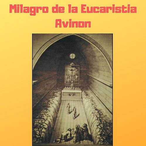 Milagro de la Eucaristia Aviñón Audiobook