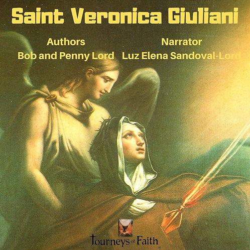 Saint Veronica Giuliani Audiobook