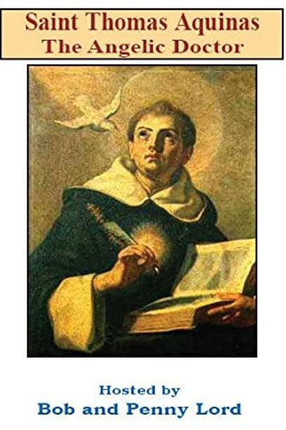 Saint Thomas Aquinas Minibook