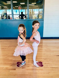 Dance Exploration _ Youth Ballet _ Castl