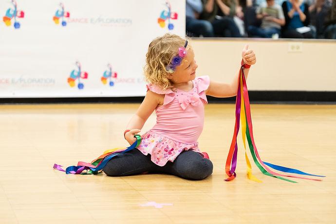 Dance Exploration | Creative Dance | Cas
