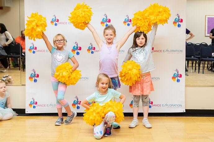 Dance Exploration _ Kids Cheerleading _