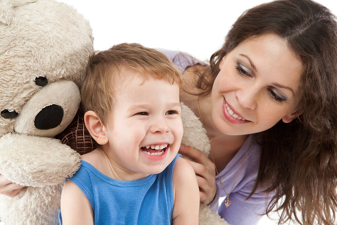 Mommy, Teddy Bear and Me | Castle Rock C