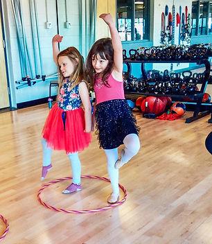 Dance Exploration _ Youth Ballet _ Castl