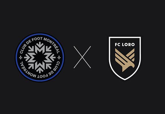 Le FC LORO se joint au Centre d'identification et de perfectionnement du CF Montréal
