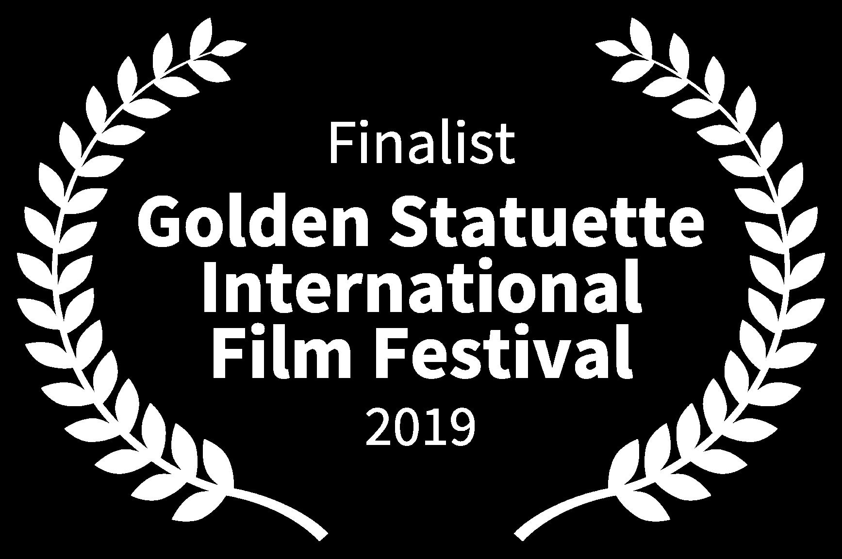 Finalist - Golden Statuette Internationa