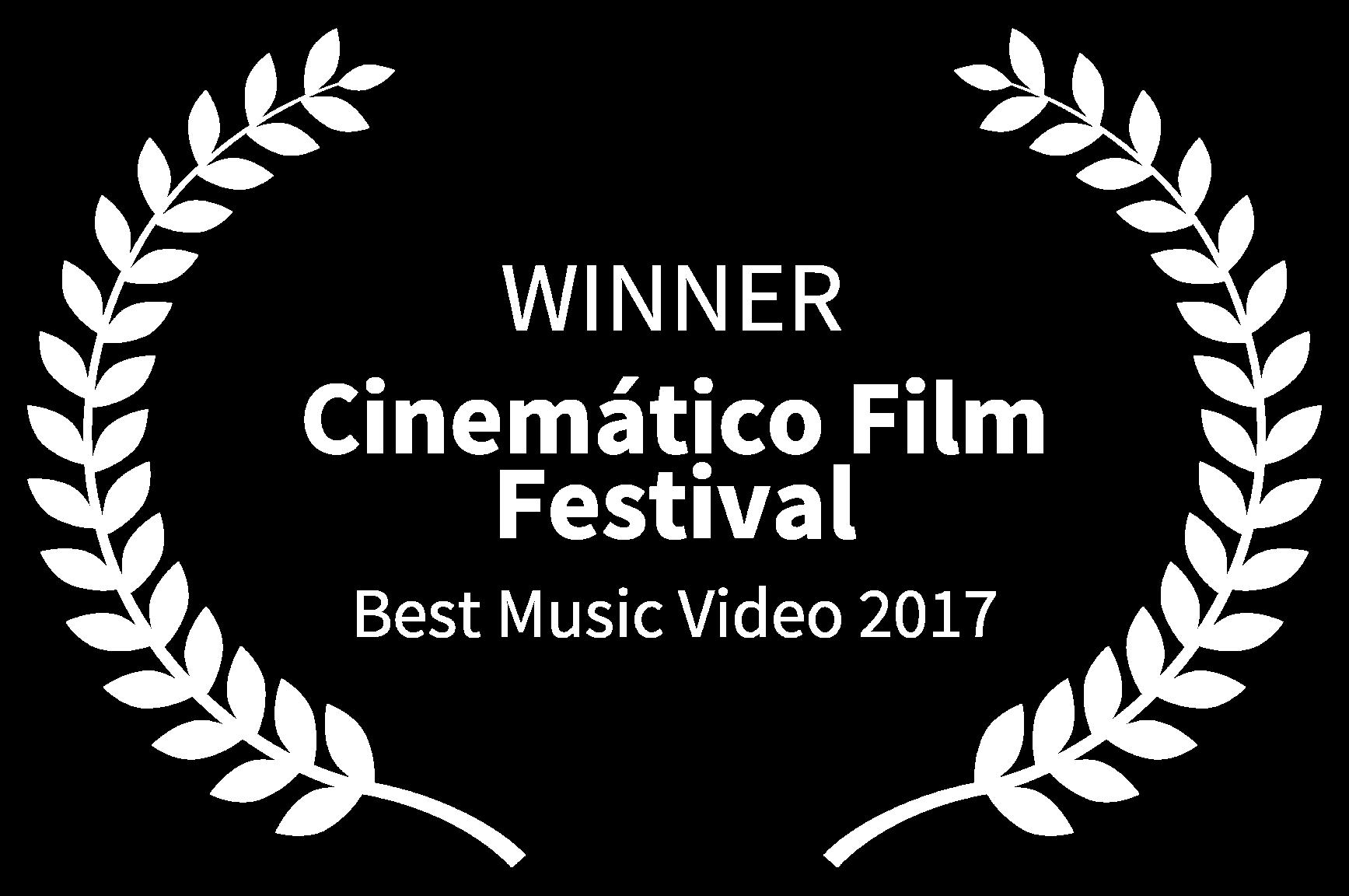 WINNER - Cinemtico Film Festival - Best