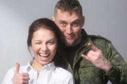 Мария Маринова и Антон Попиченко