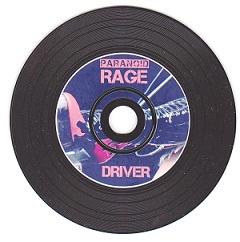 vinyl cd paranoid rage