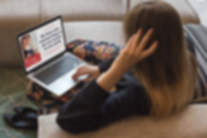 macbook-mockup-of-a-woman-working-on-a-s