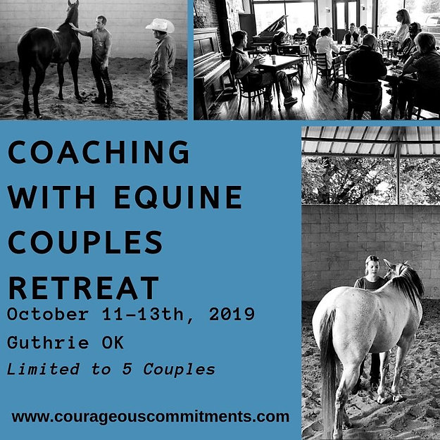 Coaching with Equine Couples Retreat (1)