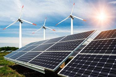 Grüne Energie
